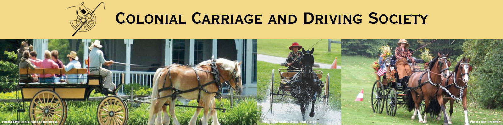 Colonial Carriage and Driving Society